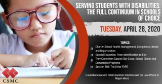 Serving Students With Disabilities: The Full Continuum in Schools of Choice - Free Educational Workshop